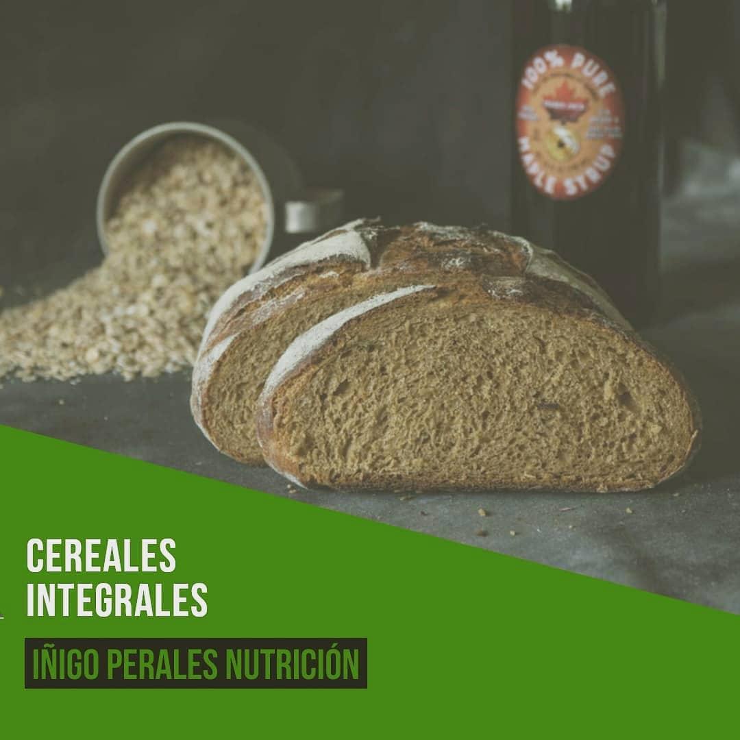 Imagen Cereales integrales