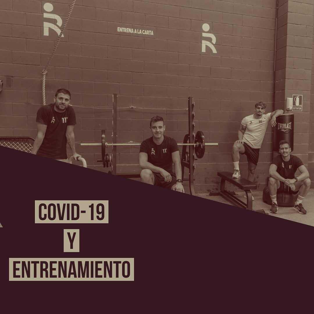 Imagen COVID y entrenamiento
