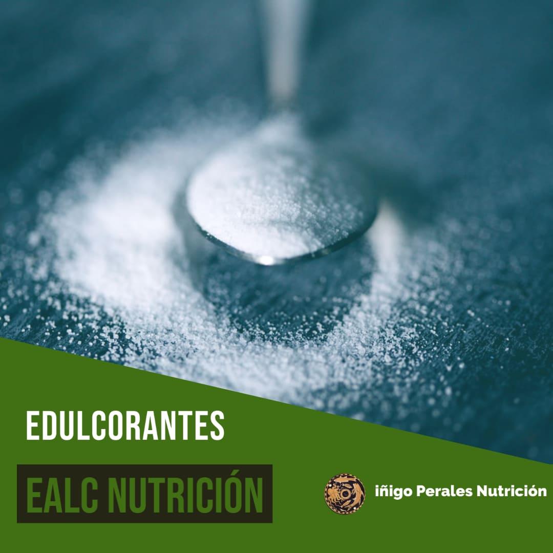 Imagen Edulcorantes