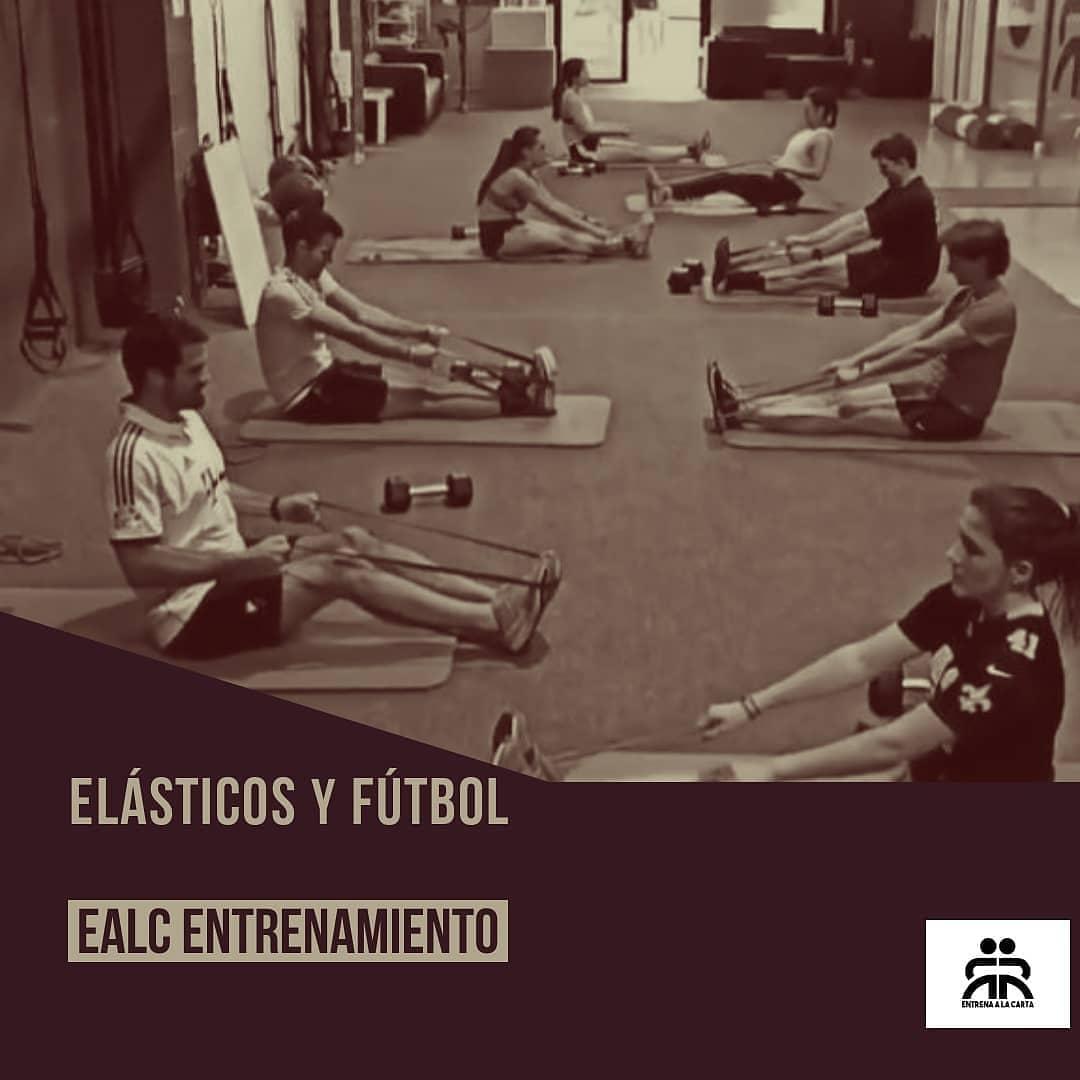 Imagen Elásticos y fútbol