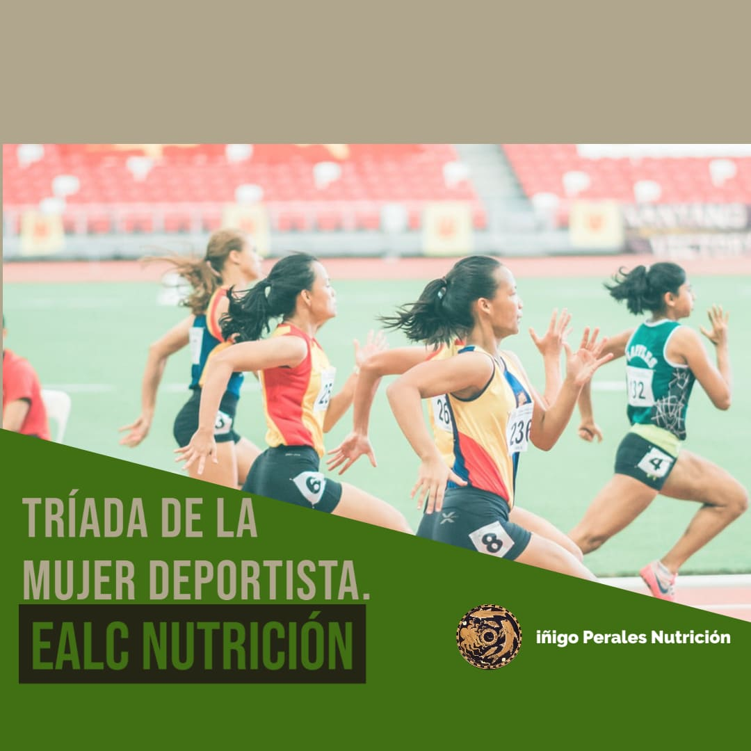 Imagen Triada de la mujer deportista