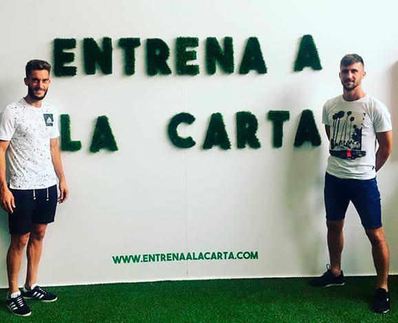Imágen Oier Sanjurjo y Roberto Torres